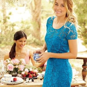 Cute spring lace dress from Lauren Conrad